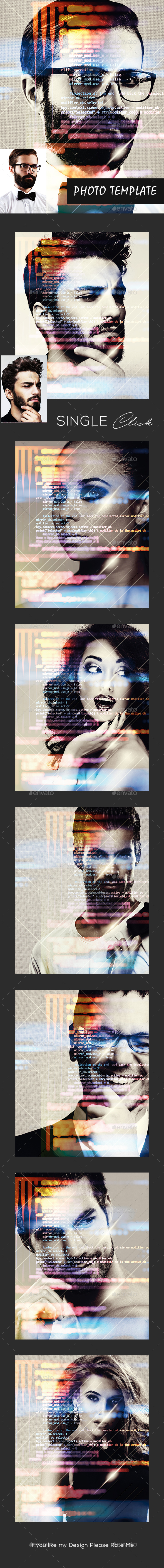 Photo Template - Photo Templates Graphics