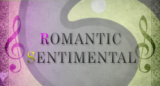 ROMANTIC_SENTIMENTAL