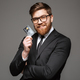 Portrait of a happy young businessman - PhotoDune Item for Sale