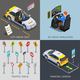 Driving Test Design Concept - GraphicRiver Item for Sale