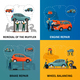 Car Service Concept Icons Set - GraphicRiver Item for Sale