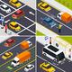 Autonomous Vehicle 2x2 Design Concept - GraphicRiver Item for Sale