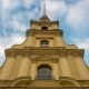 Clouds Above Cathedral of Peter and Paul Fortress - VideoHive Item for Sale