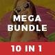 Summer Flyer Mega Bundle