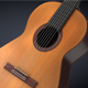 Classical Guitar High Detailed 3D Model