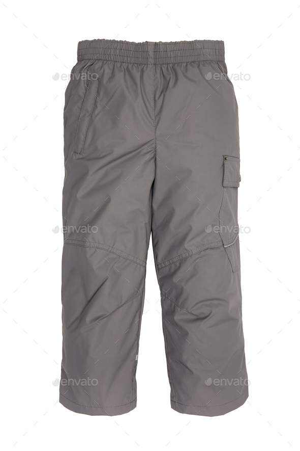 Warm pants - Stock Photo - Images