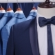 Men Suits and Jackets Hanging in a Clothing Store - VideoHive Item for Sale