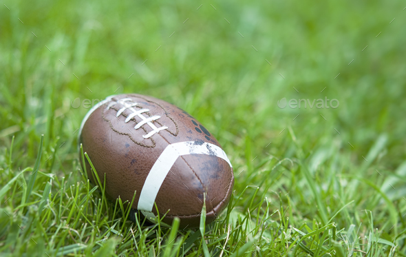 american football - Stock Photo - Images