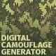 Digital Camouflage Generator