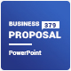 Business Proposal PowerPoint Presentation Template - GraphicRiver Item for Sale