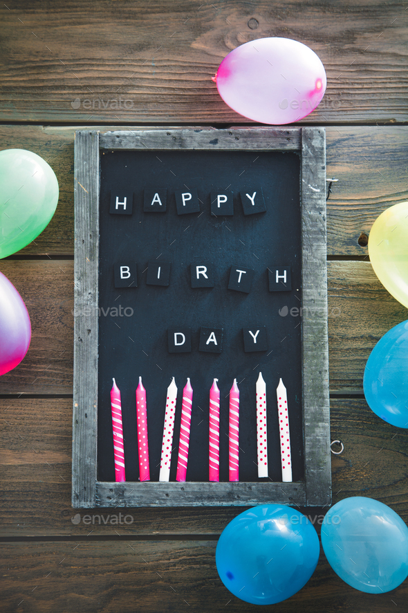 Birthday - Stock Photo - Images