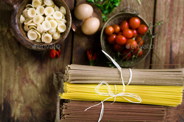 Pasta - Stock Photo - Images