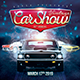 CarShow Flyer Template - GraphicRiver Item for Sale