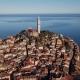 Aerial Panorama of Rovinj, Croatia - VideoHive Item for Sale