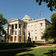 Late Afternoon Comes to Raleigh North Carolina and the Capital Building - PhotoDune Item for Sale