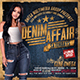 Denim Affair Saturdays - GraphicRiver Item for Sale