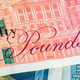 Closeup of 50 GBP banknote - PhotoDune Item for Sale