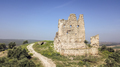 Castle of Huelgas, also known as castle of Estiviel is a castle of andalusi time, Jaen, Spain - PhotoDune Item for Sale