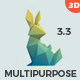 Multipurpose Coming Soon - ThemeForest Item for Sale