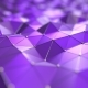 Abstract Purple Polygons - VideoHive Item for Sale