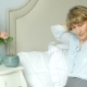 Elderly Woman Sits in the Bedroom And Takes Off Jewelry - VideoHive Item for Sale