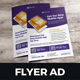 Mobile Apps Promotion Flyer Ad Design v1 - GraphicRiver Item for Sale