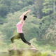 young beautiful asian woman practicing yoga - PhotoDune Item for Sale