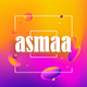 Asmaa - Profile card Grid is a Multipurpose Profile