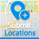 Progress Map, Submit Locations - WordPress Plugin