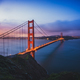 The Golden Gate Bridge at Dawn - PhotoDune Item for Sale