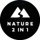 Nature - 2 In 1 Keynote Bundle