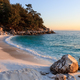 Marble beach. Thassos Islands, Greece - PhotoDune Item for Sale