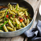 Penne with Mushroom in Pesto sauce  - PhotoDune Item for Sale