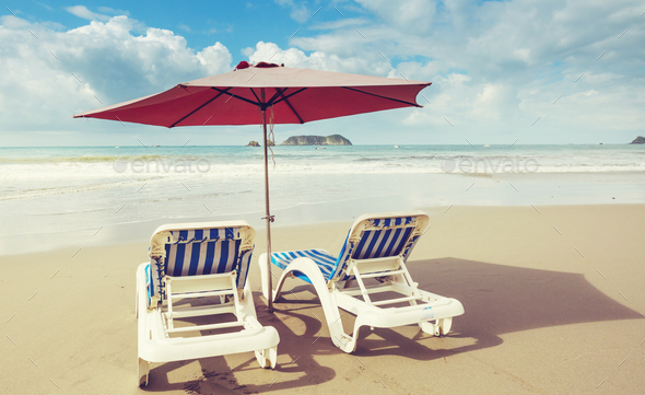 Beach - Stock Photo - Images