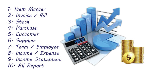 Full Inventory Management | Billing & Accounting Software            Nulled