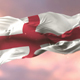 Flag of England at Sunset - VideoHive Item for Sale