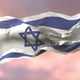 Israel Flag at Sunset - VideoHive Item for Sale
