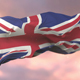 United Kingdom Flag at Sunset - VideoHive Item for Sale