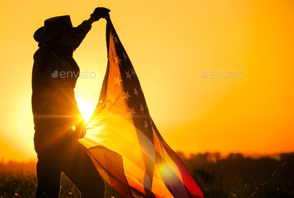 Men Celebrating Independence Day - Stock Photo - Images