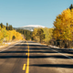 Highway at autumn in Colorado, USA. - PhotoDune Item for Sale