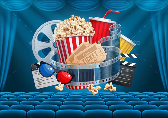 Cinema Hall - Media Technology