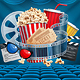 Cinema Hall - GraphicRiver Item for Sale
