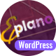 Eplano - Event and Conference WordPress Theme - ThemeForest Item for Sale