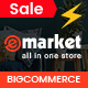 eMarket -Responsive Multipurpose StenCil BigCommerce Theme with Advanced Theme Option - ThemeForest Item for Sale