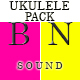 Happy Upbeat Ukulele Pack