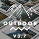 Outdoor - Creative Photography / Portfolio WordPress Theme - ThemeForest Item for Sale