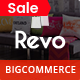 Revo - Multipurpose Stencil Responsive BigCommerce Theme & Google AMP Ready - ThemeForest Item for Sale