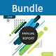 Brochure Template Bundle - GraphicRiver Item for Sale