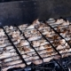 Grilling Chicken on BBQ. Chicken on the Grill. Chicken Meat Cooking on Bbq Grill - VideoHive Item for Sale