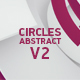 Circles Abstract Backgrounds V2 - VideoHive Item for Sale